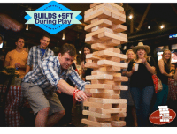 "Facebook, Friends, and Lol: BUILDS +5FT  During Play  .2  TUMBLING  TOWERS <p><a href=""http://lol-coaster.tumblr.com/post/164764122912/giant-tumbling-towers-game-plays-up-to-5-feet"" class=""tumblr_blog"">lol-coaster</a>:</p><blockquote> <p>Giant Tumbling Towers Game Plays up to +5 FEET. Customize the blocks with any LOGOS or COLORS for your event or party with your friends. Free Fedex Shipping Daily!  <br/></p> <p>  <b><a href=""http://www.facebook.com/tumblingtowers"">www.facebook.com/tumblingtowers</a></b> </p> </blockquote>"