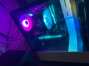 Built my rig and I must say I'm in love: Built my rig and I must say I'm in love