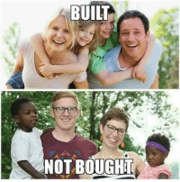 Lazy, Money, and Sex: BUILT  NOT BOUGHI
