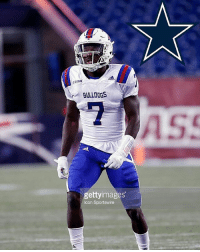 "Dallas Cowboys, Definitely, and Memes: BULLDOGS  gettyimages  Icon Sportswire The Cowboys have traded up for Safety Xavier Woods at the 191st pick! Many thought he was a 2nd-3rd round talent. Woods is best known for his ""ball hawk"" play as he was 4th in the FBS in interceptions! Great pick. Definitely got a steal. WHAT WE TRADED: 2018 5th round pick. Cowboyshub"