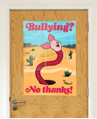 "Target, Tumblr, and Blog: Bullying?  No thanks! <p><a class=""tumblr_blog"" href=""http://surprisebitch.tumblr.com/post/151726008771"" target=""_blank"">surprisebitch</a>:</p><blockquote> <p><a class=""tumblr_blog"" href=""http://moontouched-moogle.tumblr.com/post/146148612467"" target=""_blank"">moontouched-moogle</a>:</p> <blockquote> <p><a class=""tumblr_blog"" href=""http://liartownusa.tumblr.com/post/146139932395"" target=""_blank"">liartownusa</a>:</p> <blockquote> <p><b>Bullying poster</b></p> </blockquote> <p><figure data-orig-width=""540"" data-orig-height=""360"" class=""tmblr-full"" data-orig-src=""https://78.media.tumblr.com/7241da9ccfe4a078513694f5cd0e49c0/tumblr_inline_oetkz0594P1qgk4m1_540.png""><img data-orig-width=""540"" data-orig-height=""360"" src=""https://78.media.tumblr.com/7241da9ccfe4a078513694f5cd0e49c0/tumblr_inline_oqhadpkmXf1qawgya_540.png"" data-orig-src=""https://78.media.tumblr.com/7241da9ccfe4a078513694f5cd0e49c0/tumblr_inline_oetkz0594P1qgk4m1_540.png""/></figure></p> </blockquote> <p>i have many questions, but first, why did they do that to piglet</p> </blockquote>"