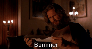 MRW I get a rejection letter from a really great program that would have fully funded my project and leveled up my career. by things_to_talk_about MORE MEMES: Bummer MRW I get a rejection letter from a really great program that would have fully funded my project and leveled up my career. by things_to_talk_about MORE MEMES