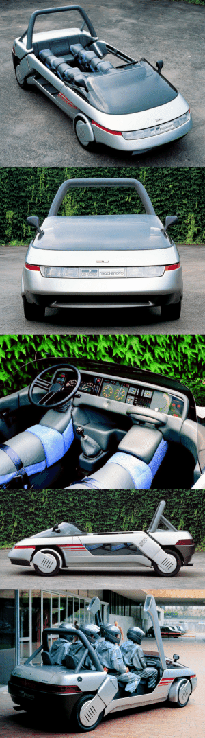 bunjywunjy:  carsthatnevermadeitetc:  Italdesign Machimoto Concept, 1986. A prototype based on the Golf GTi 16V that had saddles instead of seats, providing accommodation for up to 6 passengers   I wondered what the fuck was going on with the seats and then the last picture blew my socks clean off : bunjywunjy:  carsthatnevermadeitetc:  Italdesign Machimoto Concept, 1986. A prototype based on the Golf GTi 16V that had saddles instead of seats, providing accommodation for up to 6 passengers   I wondered what the fuck was going on with the seats and then the last picture blew my socks clean off