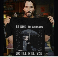 Animals, Pics, and You: BUNKER  BE KIND TO ANIMALS  OR I'LL KILL YOU Morning 64 Pics Dump