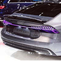 Quattro, Bunker, and Official: BUNKER OFFICIAL  A7 55 TFSI quattro