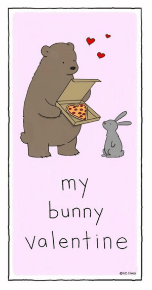 Adobe, Memes, and Bear: bunny  Valentine  Oliz climo Are you the bear, or the bunny? Download this valentine (& five others!) for FREE here!  https://adobe.ly/2FkWEVv