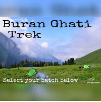 Book Your Seat Today For Most Tempting Buran Ghati Trek with Himalayan Footslog a leading travel company in Himachal . Buran Pass Trek- 4724 mtrs (15500 ft) . Duration- 6-Nights-7-Days . Per person cost- INR 12,900- Cost Includes- ⏺Shimla To Shimla Transportation ⏺a tour guide ⏺accommodation ⏺3 meals per day (Breakfast ,packed lunch and dinner with Soup, tea) . For more details DM or Email- himalayanfootslog@gmail.com . Contact No.- 8628922150-8629857252 . Or visit- http:-himalayanfootslog.com-tours-buran-pass-trek- . Follow @HimalayanFootslog @HimalayanFootslog @HimalayanFootslog . Batches- Batch- 1. 13th April, 2017 (Chandernahan only)-full . Batch- 2. 25th April, 2017 (Chandernahan only) . Batch- 3. 10th May, 2017 Batch- 4. 21st May, 2017 Batch -5. 3rd June ,2017 Batch -6. 10th June, 2017 Batch -7. 17th June, 2017 Batch -8. 27th June, 2017 Batch- 9. 14th September, 2017 Batch -10. 21st September, 2017 Batch- 11. 1st October, 2017 Batch -12. 10th October, 2017 . Overview : Shimla district in Himachal Pradesh is an unexplored trekking destination with easy to moderate difficulties. One such trek is a Buran Pass Trek which served as a pastoral way between Pabbar Valley (Shimla district) to Sangla Valley (Kinnaur district), which involves crossing of Buran Ghati (15500 ft climb). This trek is blend of lush green deodar and pine forests. View of watershed, waterfalls, meadows and lakes add to the beauty of this trek. So you can call it a buffet of all the great Himalayan trek. Janglikh near Chirgaon in Shimla district has convenient road head and can be approached from Shimla via Narkanda or Khadapathar. The trek ends in Burwa village which is a road head destination. One can rest another day to visit the beautiful Kinnauri villages like Chitkul and Sangla: Buran Ghati  Trek  Select your batch below Book Your Seat Today For Most Tempting Buran Ghati Trek with Himalayan Footslog a leading travel company in Himachal . Buran Pass Trek- 4724 mtrs (15500 ft) . Duration- 6-Nights-7-Days . Per person cost- INR 12,900- Cost Includes- ⏺Shimla To Shimla Transportation ⏺a tour guide ⏺accommodation ⏺3 meals per day (Breakfast ,packed lunch and dinner with Soup, tea) . For more details DM or Email- himalayanfootslog@gmail.com . Contact No.- 8628922150-8629857252 . Or visit- http:-himalayanfootslog.com-tours-buran-pass-trek- . Follow @HimalayanFootslog @HimalayanFootslog @HimalayanFootslog . Batches- Batch- 1. 13th April, 2017 (Chandernahan only)-full . Batch- 2. 25th April, 2017 (Chandernahan only) . Batch- 3. 10th May, 2017 Batch- 4. 21st May, 2017 Batch -5. 3rd June ,2017 Batch -6. 10th June, 2017 Batch -7. 17th June, 2017 Batch -8. 27th June, 2017 Batch- 9. 14th September, 2017 Batch -10. 21st September, 2017 Batch- 11. 1st October, 2017 Batch -12. 10th October, 2017 . Overview : Shimla district in Himachal Pradesh is an unexplored trekking destination with easy to moderate difficulties. One such trek is a Buran Pass Trek which served as a pastoral way between Pabbar Valley (Shimla district) to Sangla Valley (Kinnaur district), which involves crossing of Buran Ghati (15500 ft climb). This trek is blend of lush green deodar and pine forests. View of watershed, waterfalls, meadows and lakes add to the beauty of this trek. So you can call it a buffet of all the great Himalayan trek. Janglikh near Chirgaon in Shimla district has convenient road head and can be approached from Shimla via Narkanda or Khadapathar. The trek ends in Burwa village which is a road head destination. One can rest another day to visit the beautiful Kinnauri villages like Chitkul and Sangla