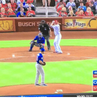 Flags, Think, and Busch: BUSCH  ix Flags I don't think it's possible to have it any worse than this ⚾️😳💯 https://t.co/PTi7RqLjUs
