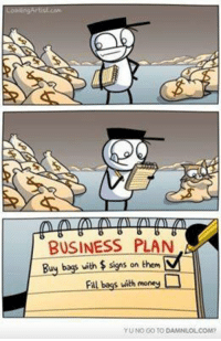 Business plan buy