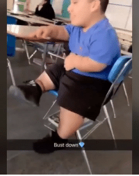 Wee man getting down with his thic ass: Bust down Wee man getting down with his thic ass