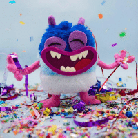 Bust out the confetti, we've got a week of @BunsenIsABeast episodes everyday at 5:30pm-4:30c starting Monday! 🎉: Bust out the confetti, we've got a week of @BunsenIsABeast episodes everyday at 5:30pm-4:30c starting Monday! 🎉
