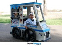 His family incorporated his wheelchair into his costume and it's absolutely adorable <3: Buster ICE CREAM  BEST  Talent A  Explore His family incorporated his wheelchair into his costume and it's absolutely adorable <3
