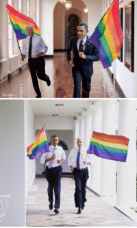 """<p><a class=""""tumblr_blog"""" href=""""http://humorpresident.tumblr.com/post/122771428503"""">humorpresident</a>:</p> <blockquote> <p>They are wearing different ties in these pictures which means that on at least <i><b>two</b> </i>occasions Obama and Joe Biden have run around the whitehouse waving pride flags, and that makes me really happy</p> </blockquote>  <p>This is GOOD</p>: @bustle <p><a class=""""tumblr_blog"""" href=""""http://humorpresident.tumblr.com/post/122771428503"""">humorpresident</a>:</p> <blockquote> <p>They are wearing different ties in these pictures which means that on at least <i><b>two</b> </i>occasions Obama and Joe Biden have run around the whitehouse waving pride flags, and that makes me really happy</p> </blockquote>  <p>This is GOOD</p>"""