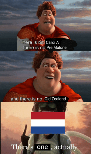 But…but Old Zealand is real: But…but Old Zealand is real