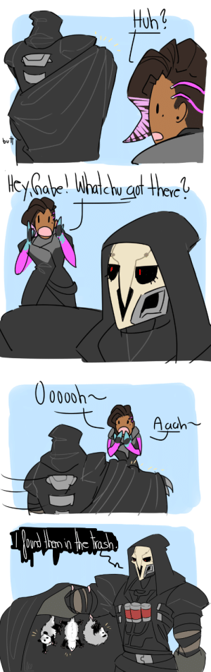 Tumblr, Blog, and Com: but   0000h  Aaah   Oyrd then in the ras goingloco:  Reaper, friend to all.