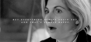 Target, Tumblr, and Blog: BUT EVERYTHING BEGINS AGAIN T O O  AND THAT'S ALWAYS HAPPY. mairauders:                                    Be happy.
