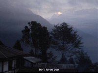 You, But, and Loved: but I loved you