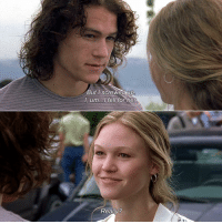 Comment a text message you never sent - have a lovely day 💗 10 Things I Hate About You, 1999: But I screwed up  I, um  fell for her  Really? Comment a text message you never sent - have a lovely day 💗 10 Things I Hate About You, 1999