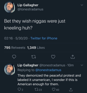 But the same people that supported the Coronavirus protests 😂 (via /r/BlackPeopleTwitter): But the same people that supported the Coronavirus protests 😂 (via /r/BlackPeopleTwitter)