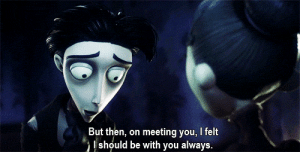 https://iglovequotes.net/: But then, on meeting you, I felt  should be with you always. https://iglovequotes.net/