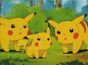 Butt, Pikachu, and Target: butt-berry: LOOK AT THE BABY PIKACHU BEFORE PICHU EXISTED