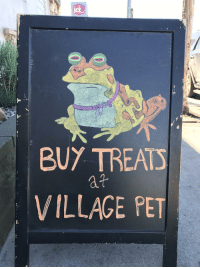"Food, Tumblr, and Blog: BUY TREATS  VILLAGE PET <p><a href=""http://scifiseries.tumblr.com/post/157362683794/yes-hypnotoad-i-will-buy-all-my-pet-food-and"" class=""tumblr_blog"">scifiseries</a>:</p>  <blockquote><p>YES HYPNOTOAD, I WILL BUY ALL MY PET FOOD AND TREATS HERE FROM NOW ON</p></blockquote>"