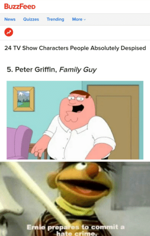 45f5943e Crime, Family, and Family Guy: BuzzFeeD News Quizzes Trending More 24 TV  Show