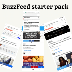 "Africa, College, and Community: BuzzFeed starter pack  2:03O  76%  Which Ousted Arab Spring Ruler Are You?  X  https://www.buzzfeednews.com  BuzzFeed News  77%  Chapel Hill Shooting College Admission Scandal I  WORLD /QUIZ  Which Ousted Arab Spring  Ruler Are You?  1:59  X  The ""Arab Spring"" unseated unpopular rulers  10 Signs That Your Cat Is A Wizard  2:00  Vid  https://www.buzzfeed.com  22 Celebrities That Look Nothing Alike  across the Middle East and North Africa. Which  BuzzFeeD  one are you really?  http://www.buzzfeed.com  Trending  77%  News  By Miriam Berger  Posted on March 6, 2014, at 4:21 p.m. ET  Shopping  Quizzes  BuzzFeeD  Pull the Plug on an Energy Hog  TV & Movies  TV & Movies  Recycle an old energy hog for a $75 rebate and chance to win $500  X m Raley's and Bel Air SMUD.org/Recycle  Quizzes  Shopping  News  Which Ousted  Arab Spring  Ruler Are You?  #MIBlnternational in theaters 6/14.  Trending  nding  MIB  Vid  Community  INTERNATIONAL  V  Presented By  10 Signs That Your Cat Is A Wizard  JUNE 14  OPEN  EN  An easy guide to identifying a feline Dumbledore  Daniel Berehulak /Getty Images  Posted on March 18, 2013, at 3:12 p.m.  f  CELEBRITY  Adam Unze  FOOD  Community Contributor  What Is Your Inner Potato?  22 Celebrities That Look Nothing Alike  post has not been vetted or endorsed by BuzzFeed's  rial staff. BuzzFeed Community is a place where  Hey there, spudmuffin.  Here are 11 sets of famous people that really just look so  e can create a post or quiz. Learn more or post your  Posted on February 19, 2014, at 12:42 p.m.  different.  Posted on May 1, 2014, at 1:45 p.m.  View 29 comments  66 comments  er takes off his pointy hat and cape.  Kimberly Wang  BuzzFeed Staff  Lauren Yapalater  BuzzFeed Staff  AWARDS  pIT  1. Oprah Winfrey and Channing Tatum  RITISH ACADEMY  ILM AWARDS  FILM  fShare  RITISH ACADEMYe  FILM AW  WHAT IS YOUR INNER  DOTATO  ADEM  fSha  fShare  Pin  RITISH ACAL  FILM AWARDS  Share This is the BuzzFeed starter pack"