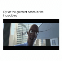 i loved this movie as a kid 💓 - follow @bitchy.tweets for more videos 🎥: By far the greatest scene in the  incredibles i loved this movie as a kid 💓 - follow @bitchy.tweets for more videos 🎥