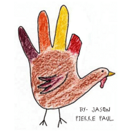 Happy Thanksgiving!: By JASON  PIERRE PAUL Happy Thanksgiving!