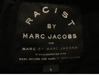 marc by marc jacobs: BY  MARC JACOBS  FOR  MARC  BY MARC JACOBS  COLLABORATION wtTH  MARC JACOBS  FOR MARC  BY MARC JACOBS