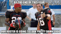 The Longest Yard! Credit: Carlos Escobar: BY THE END OF THIS YEAR  CONFL MEMES  OUR ROSTER ISGOING TOLOOK PRETTY DAMNGOOD The Longest Yard! Credit: Carlos Escobar
