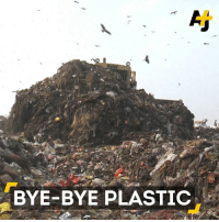 Memes, 🤖, and Plastic: BYE-BYE PLASTIC This polluted city is cleaning up its act.