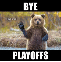 There's always next year, Chicago Bears fans...: BYE  @NFLMEMEZ  PLAYOFFS There's always next year, Chicago Bears fans...
