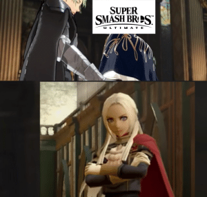 Byleth was a frontrunner for Smash longer than you know: Byleth was a frontrunner for Smash longer than you know