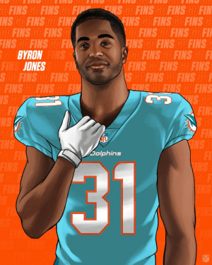 .@Byron31Jump is joining the @MiamiDolphins! 🐬 https://t.co/0rQw8zjkiK: .@Byron31Jump is joining the @MiamiDolphins! 🐬 https://t.co/0rQw8zjkiK