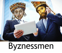 Classical Art, Glorious, and Page: Byznessmen From the once glorious but now defunct page Duchy of Burgandyball