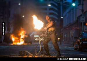 Not the worst mishap in the movie but…why would a drone's minigun have a trigger for humans?omg-humor.tumblr.com: CНЕCK OUT MЕМЕРIХ.COM  МЕМЕРIХ.сом  162 Not the worst mishap in the movie but…why would a drone's minigun have a trigger for humans?omg-humor.tumblr.com