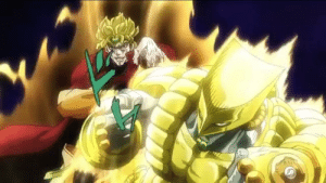 Donuts, Free, and Dio: C'mon Kakyoin! DIO promised to give us all free Donuts for National Donut Day!