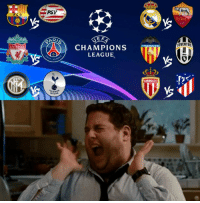 Liverpool F.C., Champions League, and League: C B  PSV  ROM  1923  UVENTUS  CHAMPIONS  LEAGUE  LIVERPOOL  ASMONACOF Vuelve la Chaaaaaaaampions!! cabroworld