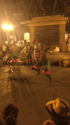 America, Dancing, and Tumblr: c-bassmeow: Black excellence also occurs in South America. Here we have Afro-Colombian dancers killing the Mapale, a dance native to Colombia that has its African roots. Tell me this isn't amazing. Cartagena, Colombia.    2015  @geodude  mexico is gonna steal Mapale too now, significantly slow down the beat,  and add trumpets and square dancing kjhvkjhvkwjhvkjvkj