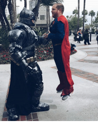 "Good afternoon Gothamites and I hope you're all having a happy Presidents Day! Today we'll continue our current history session ""The Forgotten Shadow of the Bat in the 1980s""! This past weekend at @LongBeach_CC some of my favorite Batman cosplayers attended, including @BruceWayne626 and his Armored Batman (photo by @WellroundedBill)! If you're a cosplayer and want to be featured on the page in the future, please photo tag me in your pics or email me at HistoryoftheBatman[@]gmail.com! Thanks for following and we'll have more History of the Batman soon! ✌🏼💙🦇: 'C  d  y Good afternoon Gothamites and I hope you're all having a happy Presidents Day! Today we'll continue our current history session ""The Forgotten Shadow of the Bat in the 1980s""! This past weekend at @LongBeach_CC some of my favorite Batman cosplayers attended, including @BruceWayne626 and his Armored Batman (photo by @WellroundedBill)! If you're a cosplayer and want to be featured on the page in the future, please photo tag me in your pics or email me at HistoryoftheBatman[@]gmail.com! Thanks for following and we'll have more History of the Batman soon! ✌🏼💙🦇"