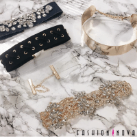 """Santa, Santa Cruz, and Search: C  O Let these @fashionnova accessories elevate your look this holiday! Search: """"Lead Me On"""" Choker Search: """"Hey Mr. DJ"""" Choker Search: """"House of Shine"""" Choker Search: """"Santa Cruz"""" Choker Search: """"Viva La Glam"""" Choker 👇️Follow & Shop👇 🍁@fashionnova🍁 🍁@fashionnova🍁 🍁@fashionnova🍁 ✨www.fashionnova.com✨"""