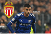 Memes, Summer, and Free: C12  ASMONACOFC  TRANSFER.TAL  das  OL Rachid Ghezzal is on the verge of signing a five-year deal with AS Monaco. - The winger's contract with Olympique Lyonnais ended at the end of June, leaving the Algerian as a free agent throughout the summer window. - transferrumour transfernews transfertalk transfers transfer