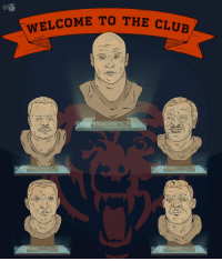 Club, Memes, and Nfl: Ca  NFL  WELCOME TO THE  cLI  RIAN URLACHER  NEBACKER  2018  MIKE SINGLETARY  UTKUS  ORGE  GEORGE CONNOR  BACKER Another @ChicagoBears linebacker in Canton.  Welcome to the club, @BUrlacher54! 🐻 #PFHOF18 https://t.co/ag0wGRAFaY
