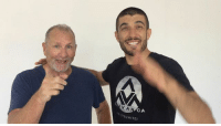 Heaven, Memes, and Riddle: CA  TSUNITED Ed O'Neill gets an official tour and shares his opinion of Jiu-Jitsu Heaven 2.0, and drops a MAJOR hint-riddle about the location! 😂🥋👊🏽
