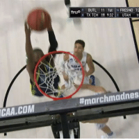 Dunk, Sports, and Utah: CAA COM  9 BUTL 11 1st 14 FRESNO 7  tru  8 TX TCH 19 9:32  3 UTAH  tr  Hmarchmadnes UNC Wilmington's Chris Flemmings with the emphatic putback dunk!
