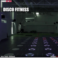Memes, Touche, and 🤖: CABROWS  DISCO FITNESS  Justa Touch-Wolfpack  pavigym
