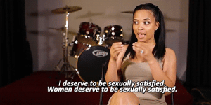 veryauthenticcc: Always reblog : Cadp  I deserve to be sexually satisfied  Women deserve to be sexually satisfied. veryauthenticcc: Always reblog