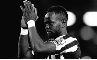 News, Soccer, and China: CAE Former Newcastle United midfielder Cheick Tiote has died after a 'training accident' in China. Awful news. RIP. https://t.co/OAPgITB5Xt